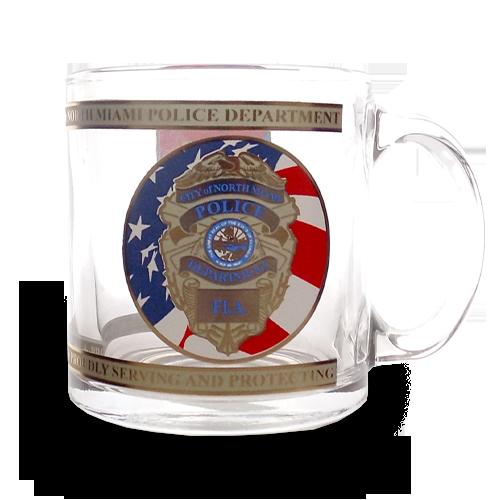 Law Enforcement Custom Drinkware